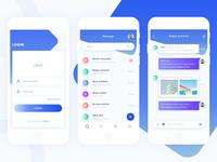 Message Apps Design
