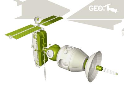Geounity Satellite