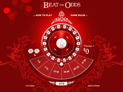 Beat The Odds Game