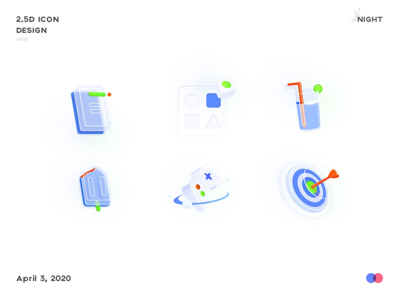 2.5D  icon design isometric sport drinks icon game phone 2.5d ui illustration