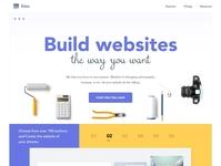 Zoho sites redesign