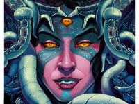 Cthulhu Queens - Priestess