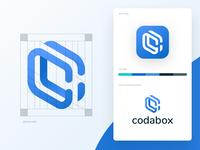 Codabox - Brand design