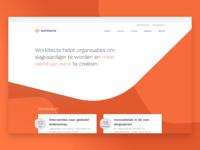 Workitects - Brand & UI Design