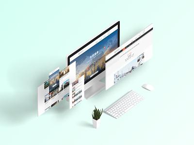 Estate responsive website design user experience user interface design website responsive estate