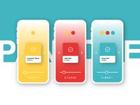 Pantone colour picker