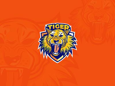 Street Trend Tiger website logo web ui illustrator illustration design icon branding app