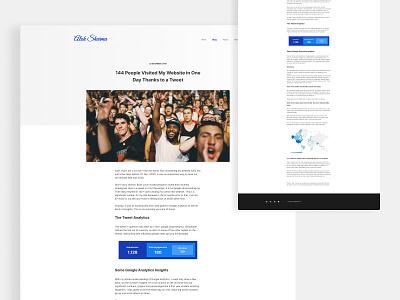 Blog write product design ux websites website blog