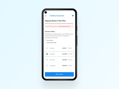 Product Details – Validity figma mobile details product cart pixel product design ui ux android