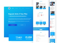 Product Details Landing Page