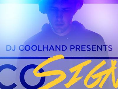 The Co-Sign 3 - Mixtape art music album mixtape art identity