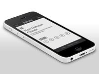 Food Scoring App