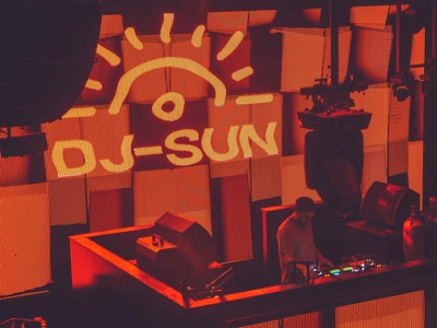 DJ-SUN Branding