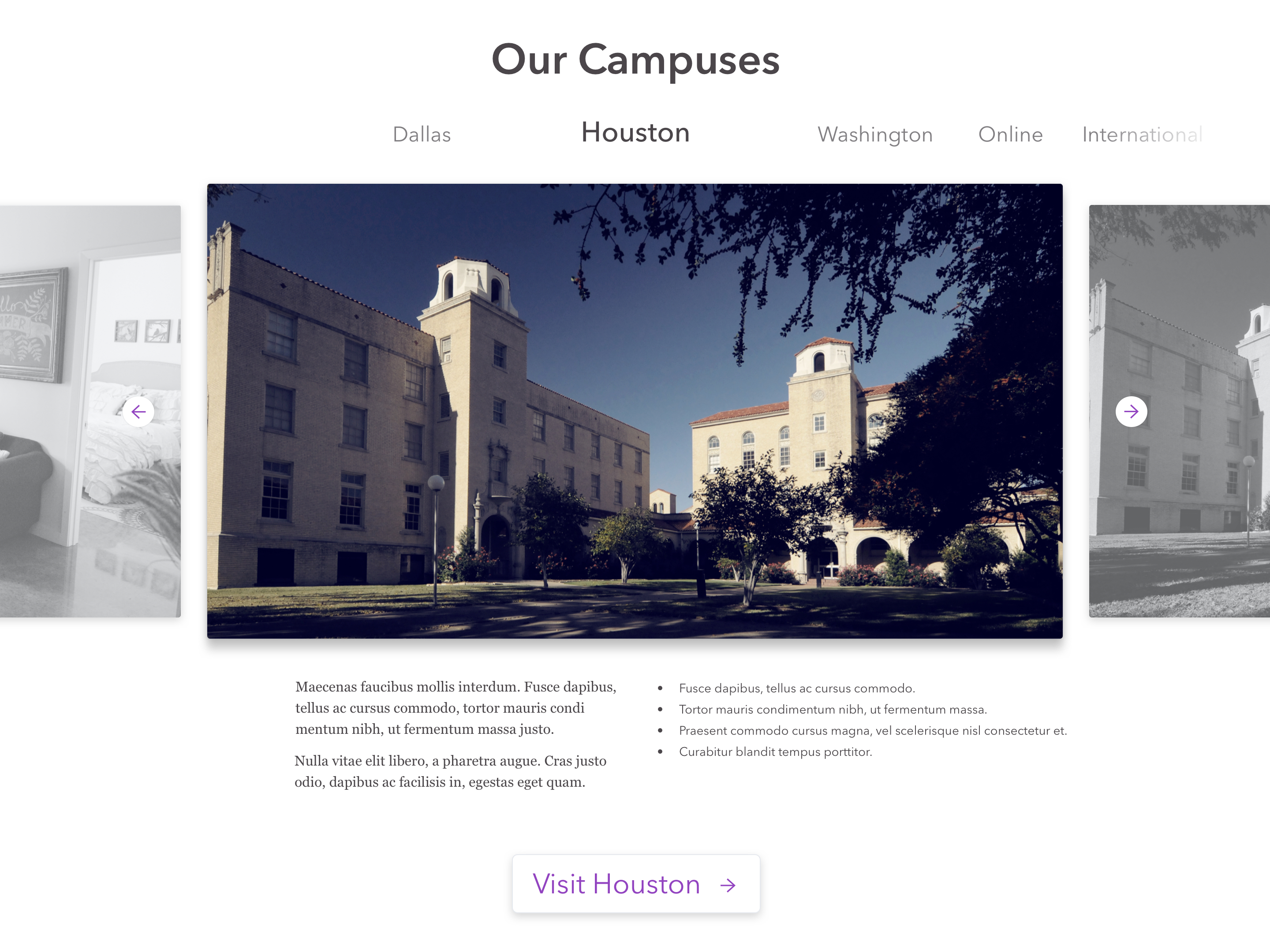 Campuses