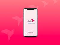 Bkash Mobile App Design