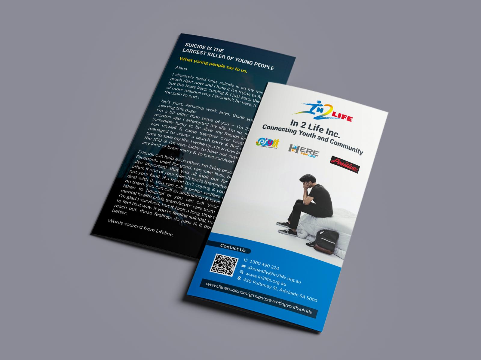 tri fold brochure template by sajib sarker dribbble dribbble