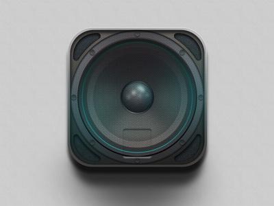 New Speaker Icon 2