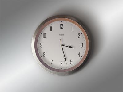 New Clock Icon