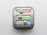 Color Slider Icon