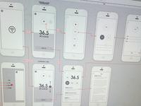 OmniGraffle-Interactive prototypes