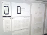 Interactive prototypes-WEB