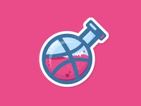 Dribbble Is My Laboratory