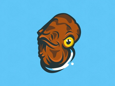 May the fourth be with you! illustration vector design character illustrator disney wars star