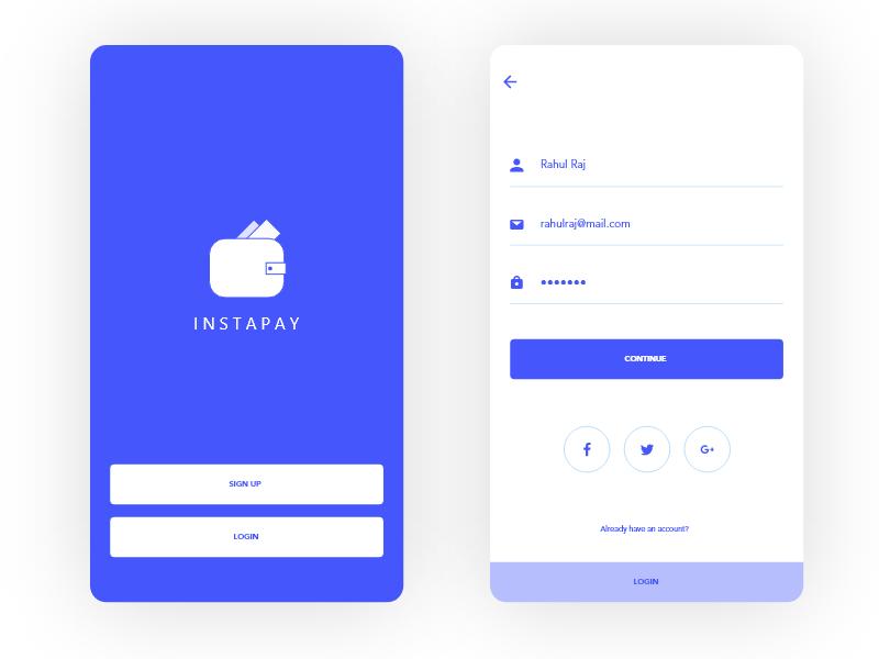 Instapay Epayment App