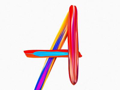 A 36daysoftype adobehiddentreasures photoshop procreate lettering