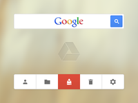 Google Drive iOS Concept