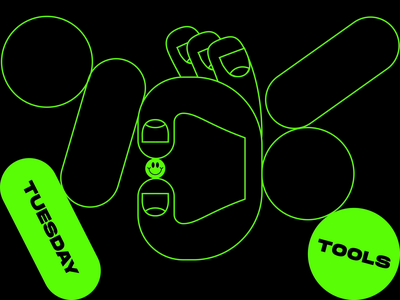 Rituals: Tuesday Tools tuesday motion design animation motion illustration team routine rituals