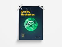 Quality Hackathon Poster