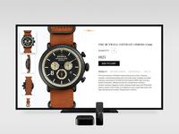 Shinola Apple TV Concept