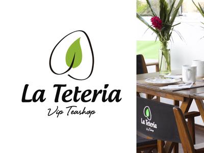 Logo for La Teteria