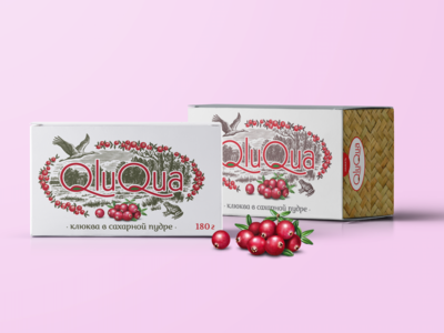 QliQua / Packaging / 2013