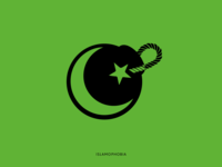 Islamophobia / Poster / 2016