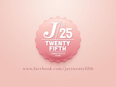 J25th Logo