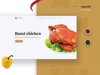 Appetite | Restaurant & Cafe Template
