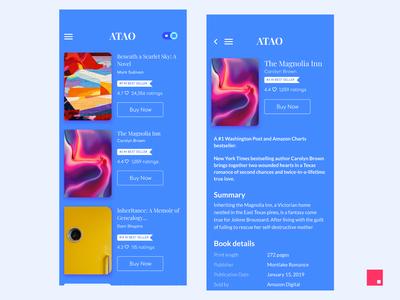 Skittles - Book app