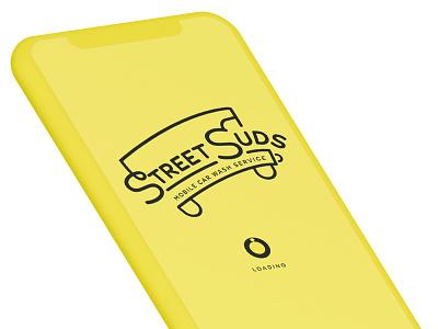 Street Suds | typography vector branding ux ui adobexd logo