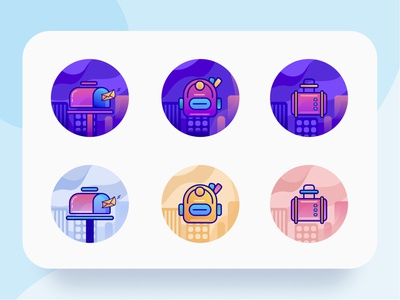Icons Illustration