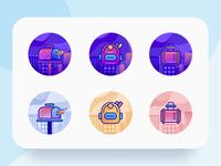 Icons Illustration