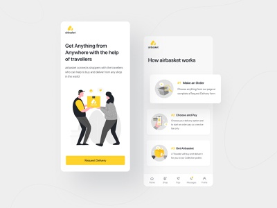 Traveller App web design mobile product design booking app money app traveller uiux interface ux ui inspiration creative graphic rubynguyenart illustration