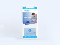 Mobile UI -- Iceberg Health