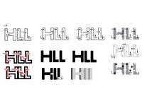 HLL Logo Sketches