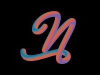 Alphabet - Letter N