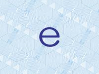 """e"" and pattern"