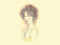 Corinne illustration