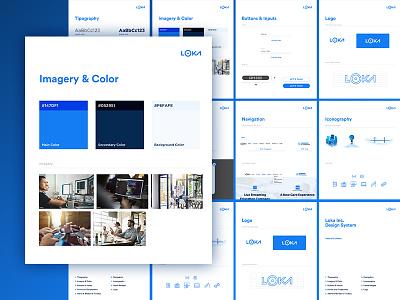 Behind the Design minimal design minimal website font logo company design system ux ui design