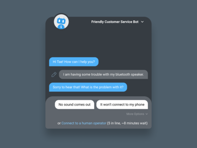 #DailyUI 013 - Direct Message